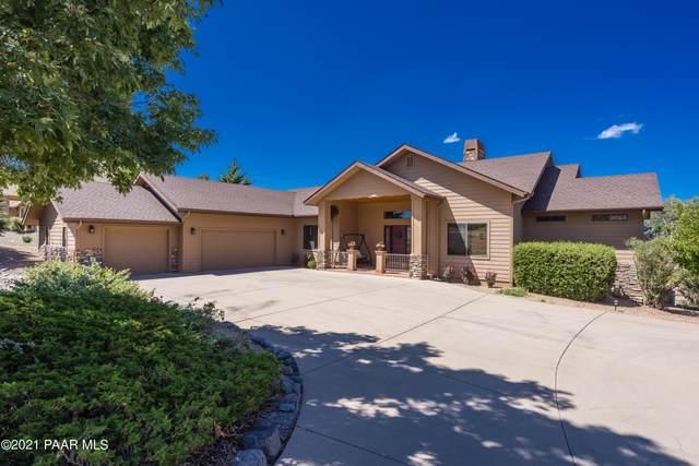1037 Northridge Drive, Prescott, AZ 86301 (MLS #1041759) :: Conway Real Estate