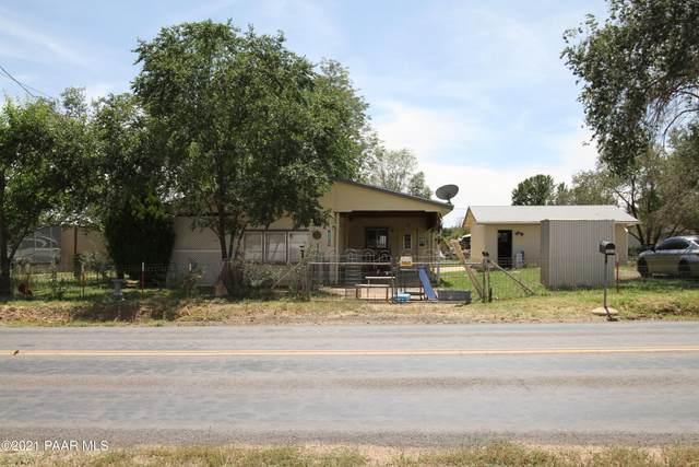 12275 E Kachina Place, Dewey-Humboldt, AZ 86327 (#1041764) :: Shelly Watne
