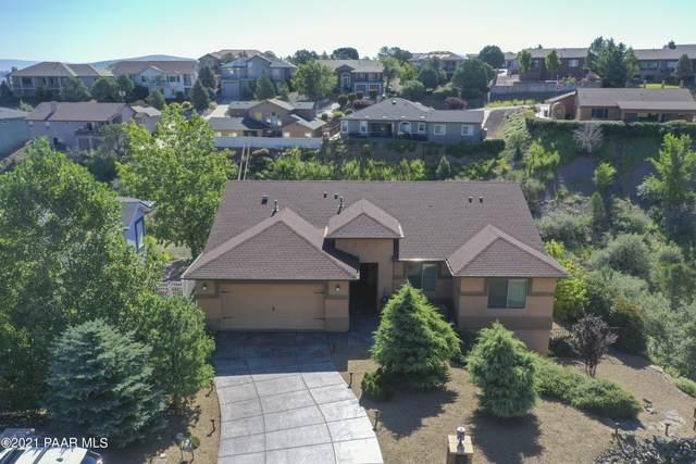 2285 Lakewood Drive, Prescott, AZ 86301 (MLS #1041772) :: Conway Real Estate