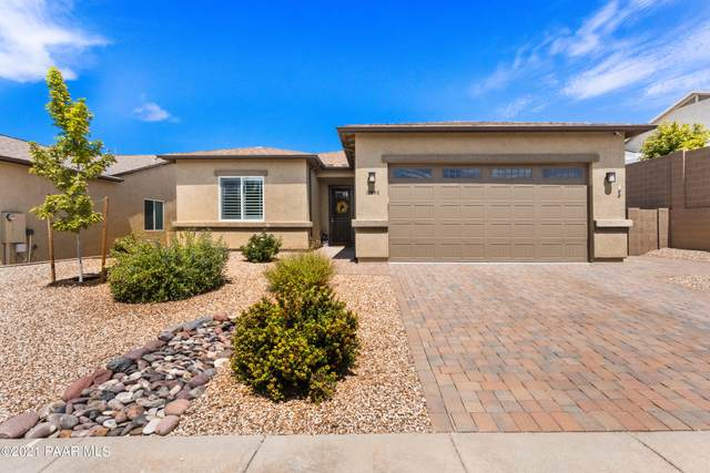 12846 E Castro Street, Dewey-Humboldt, AZ 86327 (#1041786) :: Shelly Watne