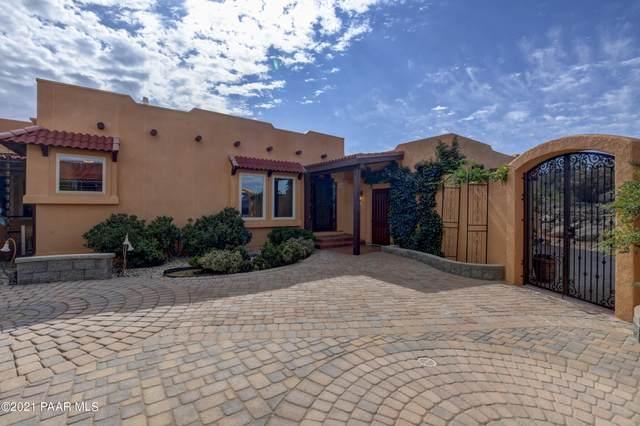 645 N Ambassador Road, Dewey-Humboldt, AZ 86327 (#1041799) :: Shelly Watne