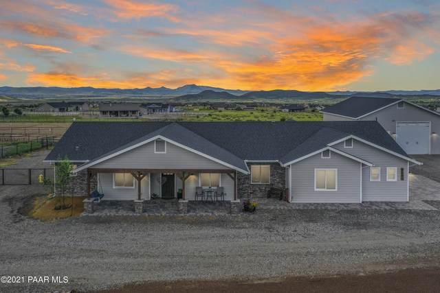 9300 N Legend Hills Road, Prescott Valley, AZ 86315 (#1041825) :: Shelly Watne