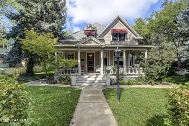116 S Mount Vernon Avenue, Prescott, AZ 86303 (#1041844) :: Shelly Watne