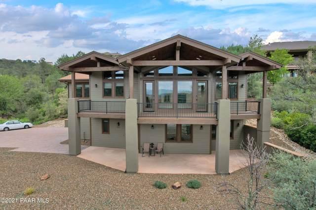 511 Quail Hollow Drive, Prescott, AZ 86303 (#1041898) :: Shelly Watne
