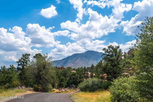 9840 N Cougar Canyon Road, Prescott, AZ 86305 (#1041899) :: Shelly Watne