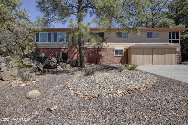 215 Plaza Drive, Prescott, AZ 86303 (#1041907) :: Shelly Watne