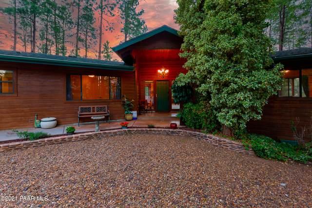 2391 W Mountain Laurel Road, Prescott, AZ 86303 (#1041908) :: Shelly Watne