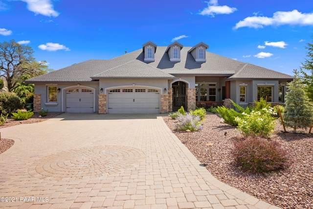 2113 Colter Bay Court, Prescott, AZ 86301 (MLS #1041954) :: Conway Real Estate