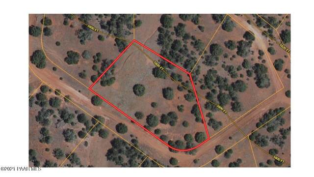 Lot 31 Forest Acres, Seligman, AZ 86337 (#1042020) :: Prescott Premier Homes   Coldwell Banker Global Luxury