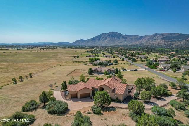 10807 N Saddle Pass Road, Prescott, AZ 86305 (#1042026) :: Shelly Watne