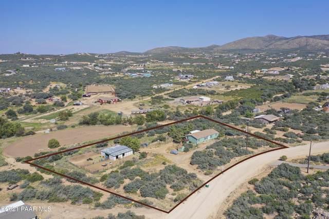 640 N Ambassador Road, Dewey-Humboldt, AZ 86327 (#1042030) :: Shelly Watne