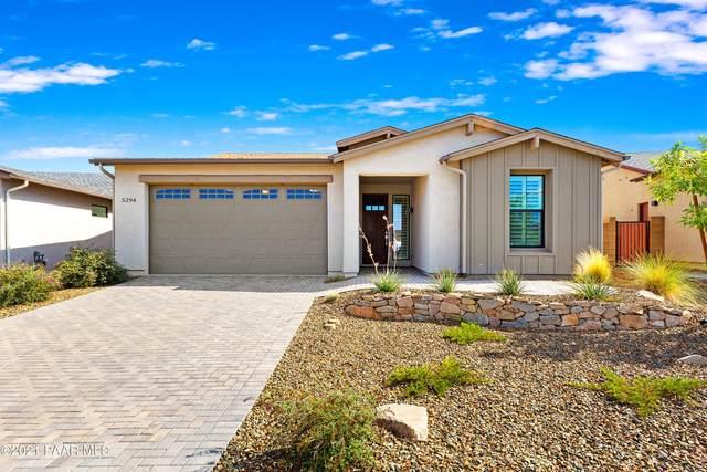 5294 Tranquil Bluff Way, Prescott, AZ 86301 (#1042033) :: Shelly Watne