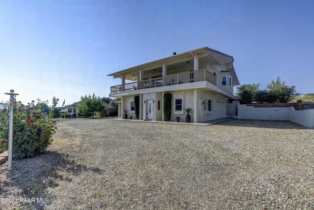 11573 E Turquoise Circle, Dewey-Humboldt, AZ 86327 (#1042035) :: Shelly Watne