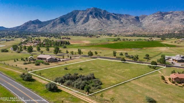 9357 N Callahan Road, Prescott, AZ 86305 (MLS #1042072) :: Conway Real Estate