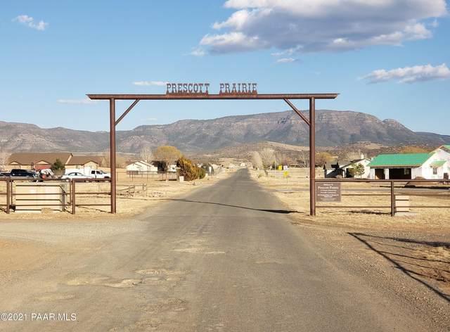 0 E Dawn To Milky Way, Prescott Valley, AZ 86315 (MLS #1042074) :: Conway Real Estate