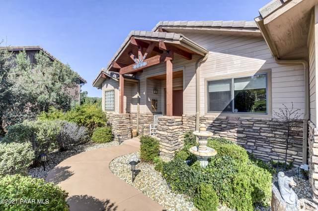 2890 W Crestview Drive, Prescott, AZ 86305 (#1042104) :: Shelly Watne