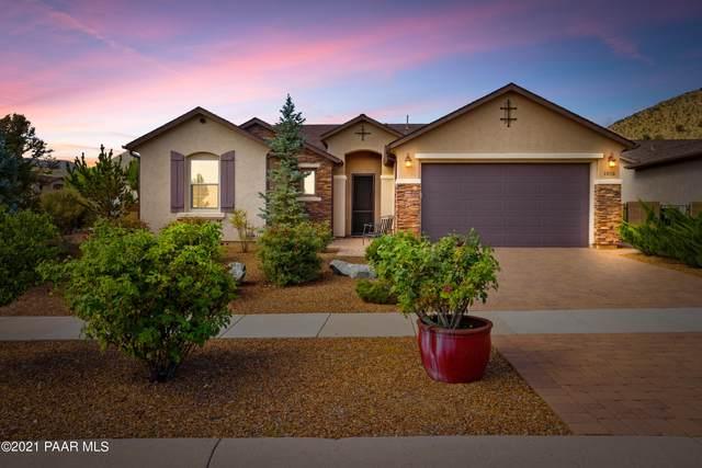 1076 N Rusty Nail Road, Prescott Valley, AZ 86314 (#1042105) :: Shelly Watne