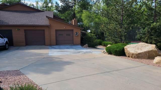 253 Creekside Circle B, Prescott, AZ 86303 (#1042113) :: Shelly Watne