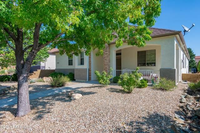 7124 E Encampment Drive, Prescott Valley, AZ 86314 (MLS #1042118) :: Conway Real Estate