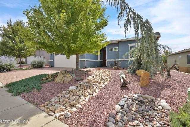 13095 E Vega Street, Dewey-Humboldt, AZ 86327 (#1042130) :: Shelly Watne