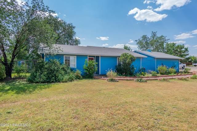 3161 N Valley View Drive, Prescott Valley, AZ 86314 (#1042131) :: Shelly Watne
