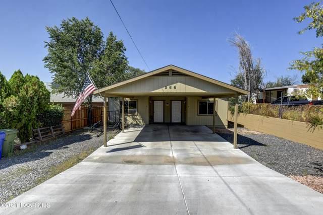 566 Campbell Street, Prescott, AZ 86301 (#1042151) :: Shelly Watne