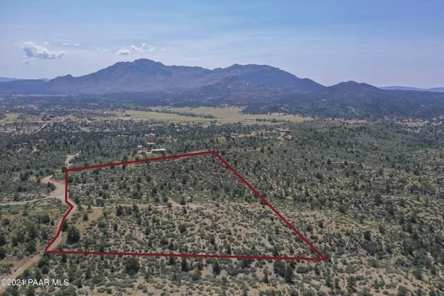 0 Broken Horn Trail, Prescott, AZ 86305 (#1042155) :: Shelly Watne