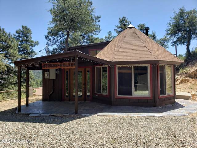 23338 S Sunny South Road, Crown King, AZ 86343 (#1042160) :: Shelly Watne