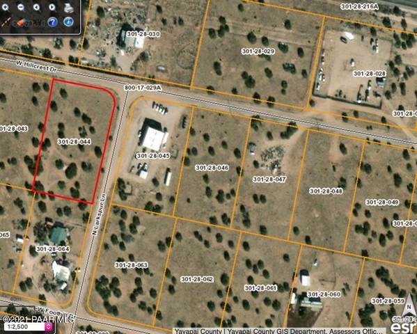 37 Hillcrest, Seligman, AZ 86337 (#1042192) :: Prescott Premier Homes | Coldwell Banker Global Luxury