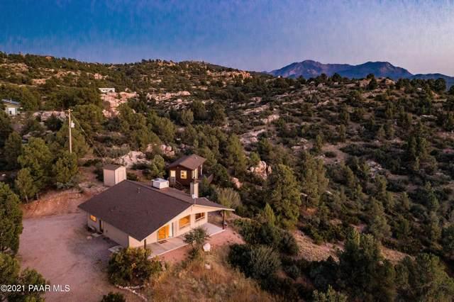7455 W Tawa Place, Prescott, AZ 86305 (MLS #1042195) :: Conway Real Estate
