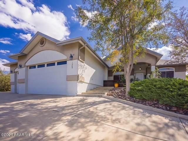 1569 Hawkeye Ridge Avenue, Prescott, AZ 86301 (#1042202) :: Shelly Watne