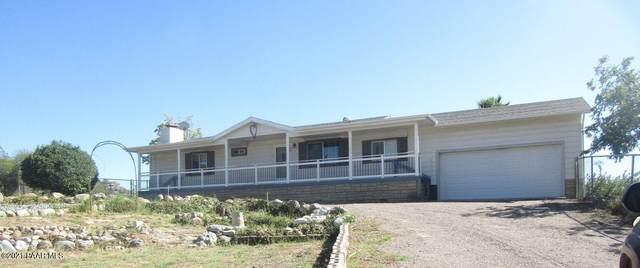 4285 E Navajo Lane, Rimrock, AZ 86335 (#1042208) :: Shelly Watne