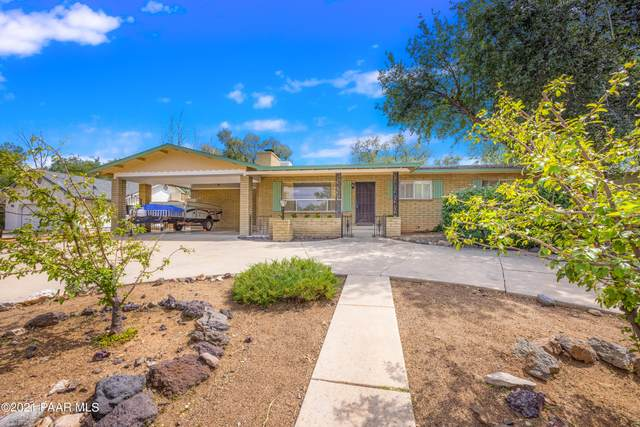 5 Bar Heart Drive, Prescott, AZ 86301 (#1042231) :: Shelly Watne