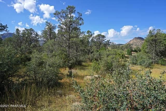 4485 W Pointer Mountain Circle, Prescott, AZ 86305 (MLS #1042245) :: Conway Real Estate
