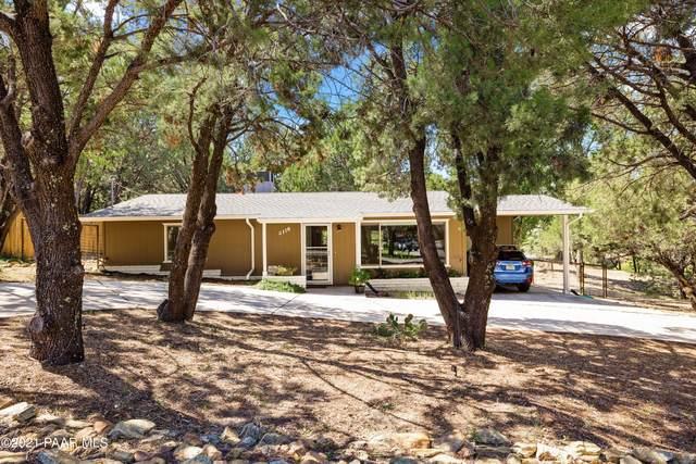 2118 Miramonte Drive, Prescott, AZ 86301 (#1042247) :: Shelly Watne