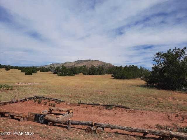 27355 W El Oro Drive, Seligman, AZ 86337 (MLS #1042253) :: Conway Real Estate