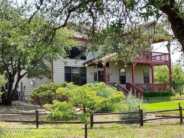 8195 N Royal Oak Court, Prescott, AZ 86305 (#1042272) :: Shelly Watne