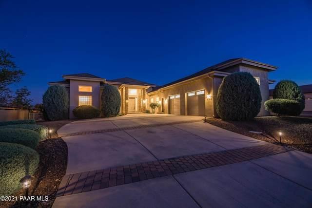 2123 Golf Links Drive, Prescott, AZ 86301 (#1042290) :: Shelly Watne