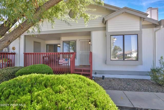 3079 Montana Terrace Road C12, Prescott, AZ 86301 (#1042291) :: Shelly Watne