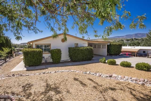 10377 E Buckskin Drive, Dewey-Humboldt, AZ 86327 (#1042309) :: Shelly Watne