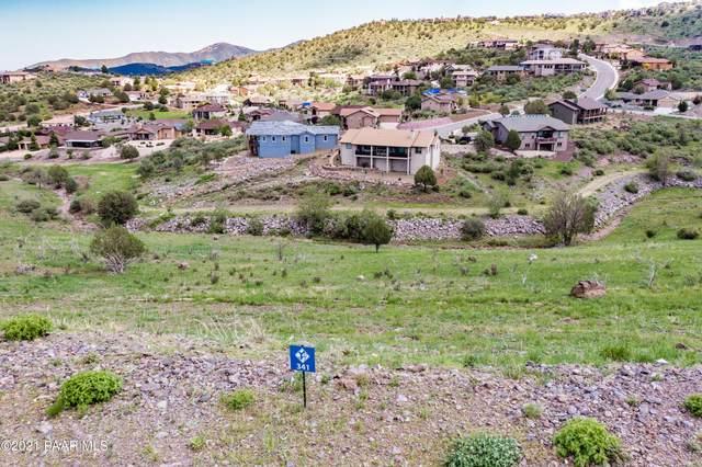 1158 Sunrise Boulevard, Prescott, AZ 86301 (MLS #1042318) :: Conway Real Estate