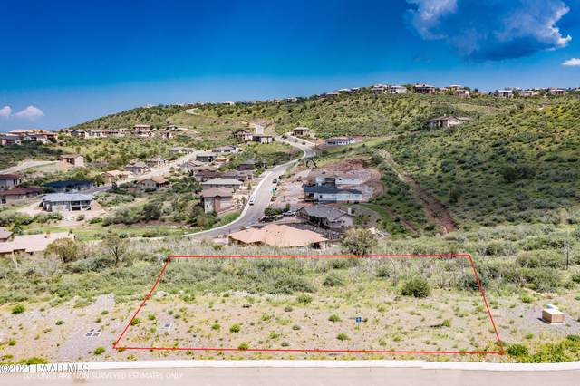 4804 Sharp Shooter Way, Prescott, AZ 86301 (MLS #1042319) :: Conway Real Estate