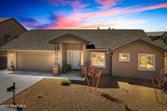 3050 Portside Drive, Prescott, AZ 86301 (#1042335) :: Shelly Watne