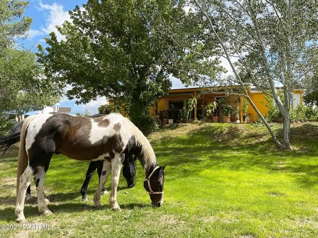 13930 E Antelope Way, Dewey-Humboldt, AZ 86327 (#1042336) :: Shelly Watne