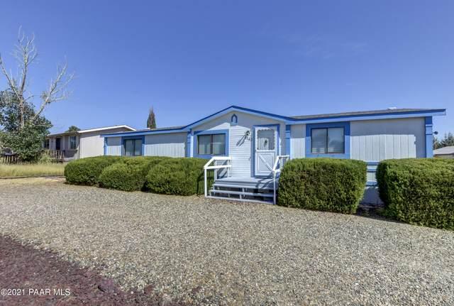 6143 N Moonlight Way, Prescott Valley, AZ 86314 (#1042337) :: Shelly Watne
