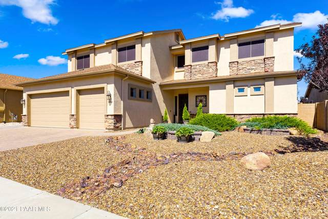 6568 E Falon Lane, Prescott Valley, AZ 86314 (#1042357) :: Shelly Watne