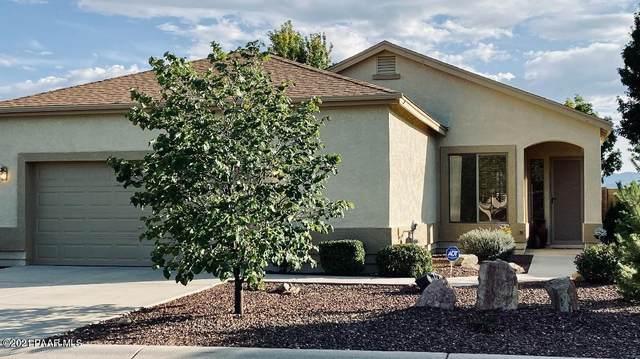 6865 E Voltaire Drive, Prescott Valley, AZ 86314 (#1042376) :: Shelly Watne