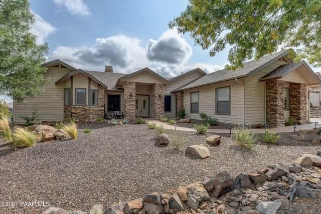 1526 Gettysvue Way, Prescott, AZ 86301 (MLS #1042385) :: Conway Real Estate