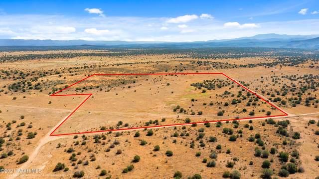 0 N Headwaters Road, Paulden, AZ 86334 (MLS #1042401) :: Conway Real Estate