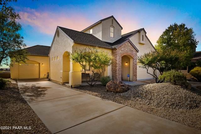 1839 N Bluff Top Drive, Prescott Valley, AZ 86314 (MLS #1042430) :: Conway Real Estate